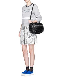MARKUS LUPFER'AHOY' sequin Katie sweatshirt