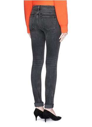 Back View - Click To Enlarge - T By Alexander Wang - 'Wang 001' washed skinny jeans