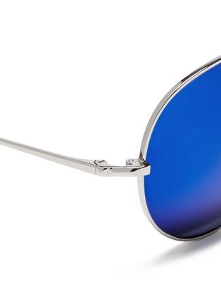 Matthew Williamson-Metal aviator sunglasses