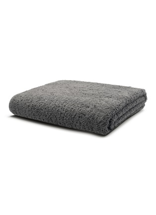 Main View - Click To Enlarge - Abyss - Super Pile bath towel — Gris
