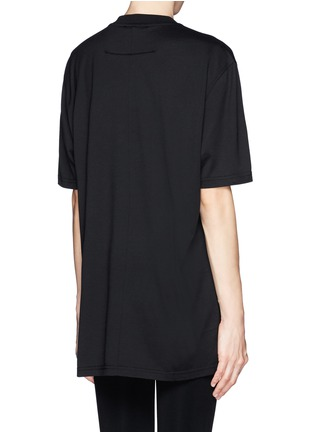 Back View - Click To Enlarge - Givenchy - Rottweiler print T-shirt