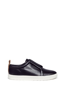 Vince'Caden' leather slip-on sneakers