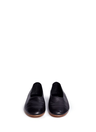 Front View - Click To Enlarge - Vince - 'Maxwell' ballerina flats
