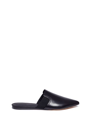 Vince - 'Nadette' leather slippers