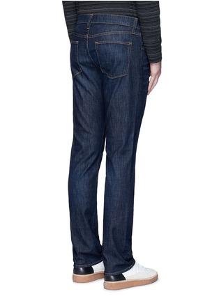 J Brand-'Kane' straight leg jeans