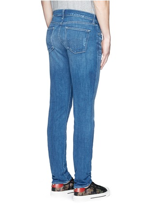 Back View - Click To Enlarge - J Brand - 'Tyler' slim fit jeans