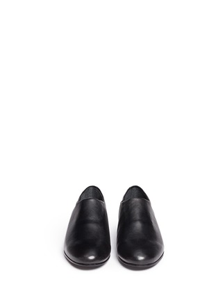 Front View - Click To Enlarge - Opening Ceremony - 'Charly' leather slip-ons