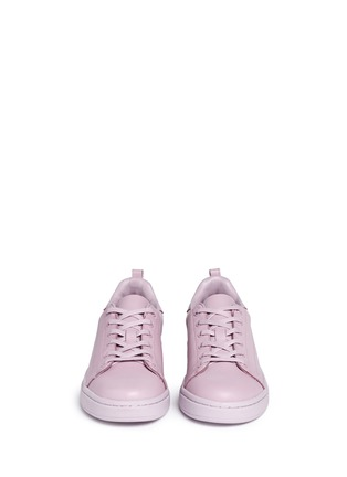 Front View - Click To Enlarge - Opening Ceremony - 'Azull' leather sneakers