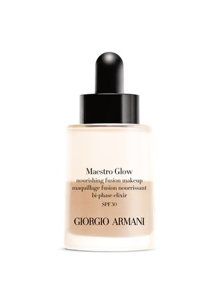 Main View - Click To Enlarge - Giorgio Armani Beauty - Maestro Glow Nourishing Fusion Makeup - #4