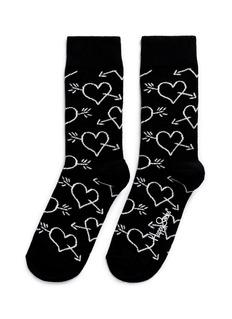 HAPPY SOCKSArrow & Heart socks