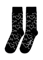 Arrow & Heart socks