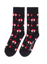 x Robert Rodriguez Fangs & Blood Socks