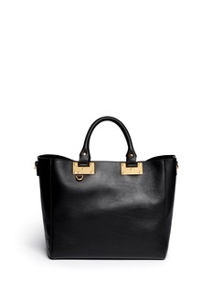 SOPHIE HULME Adjustable leather tote