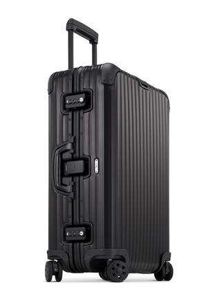 - RIMOWA - Topas Stealth Multiwheel® (Black, 64-litre)