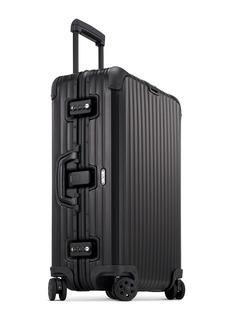 RIMOWA Topas Stealth Multiwheel® (Black, 64-litre)