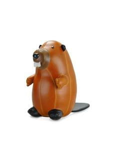 ZunyClassic beaver bookend