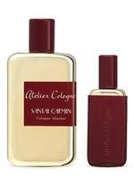 Santal Carmin Ecrin Cologne Absolue perfume set