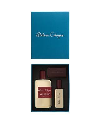 Atelier Cologne-Santal Carmin Ecrin Cologne Absolue perfume set