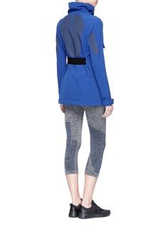 Lndr'Stride' circular knit cropped performance leggings
