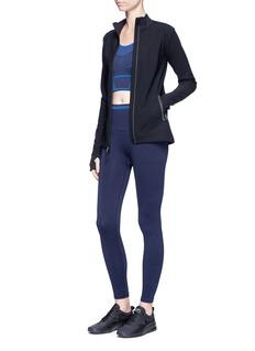 Lndr'Seven Eight' circular knit performance leggings