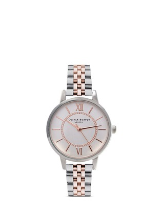 Main View - Click To Enlarge - Olivia Burton  - 'Wonderland' bracelet watch