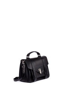 Proenza Schouler 'PS1' medium perforated leather satchel