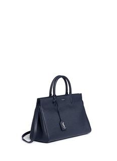 Saint Laurent'Cabas Rive Gauche' medium leather bag