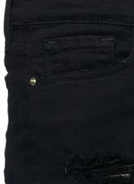 'Le Cut Off' distressed denim shorts