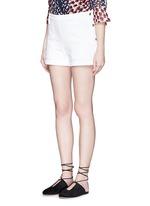 'Antibes' nautical denim shorts