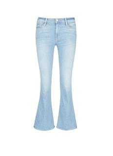 Frame Denimx Inez & Vinoodh 'Inez' whiskered flared jeans