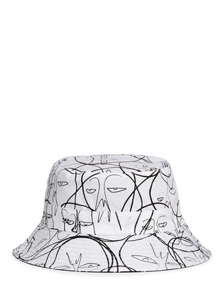 Main View - Click To Enlarge - Haculla - 'One Of A Kind' reversible bucket hat