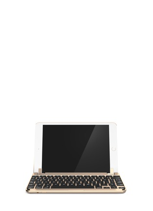 Main View - Click To Enlarge - Brydge - BrydgeMini iPad mini keyboard - Gold
