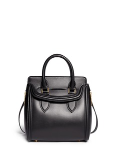 ALEXANDER MCQUEEN 'Heroine' small leather tote