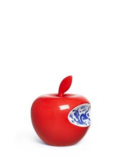 LI LIHONG限量版陶瓷苹果摆件