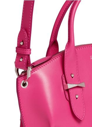 Alexander McQueen-'Legend' small leather bag