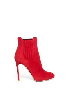 GIANVITO ROSSIHigh-heel suede boots