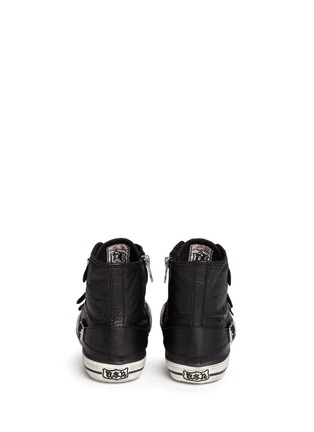 Ash - 'Virgin' buckle leather sneakers