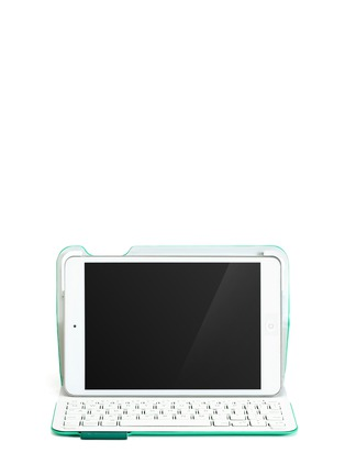 LOGITECH-Ultrathin iPad mini keyboard folio - Green Leash