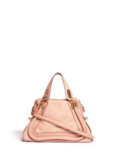 CHLOÉ'Paraty' medium leather bag