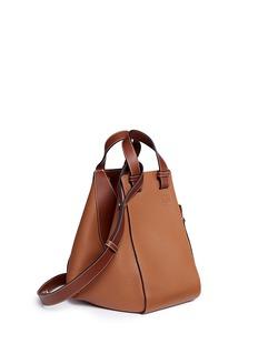 Loewe Hammock' calfskin leather bag