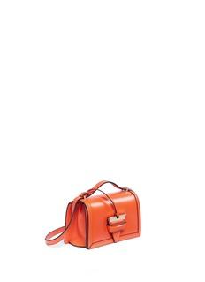 Loewe'Barcelona' small leather crossbody bag