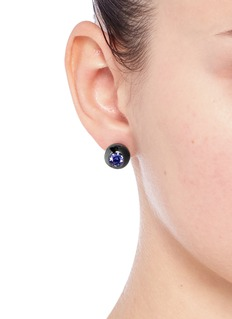 Eddie Borgo 'Voyager' cubic zirconia stud earrings