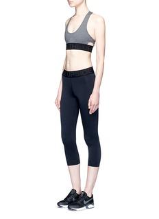 The Upside'Marle Chrissy' elastic T-back sports bra