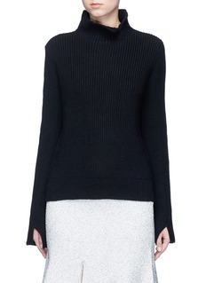 Proenza SchoulerWool-cashmere turtleneck sweater