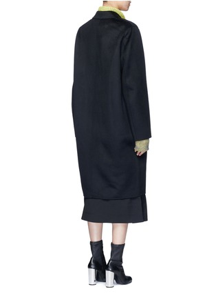 Back View - Click To Enlarge - Acne Studios - 'Avalon' wool-cashmere coat