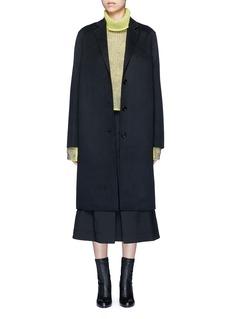 Acne Studios'Avalon' wool-cashmere coat