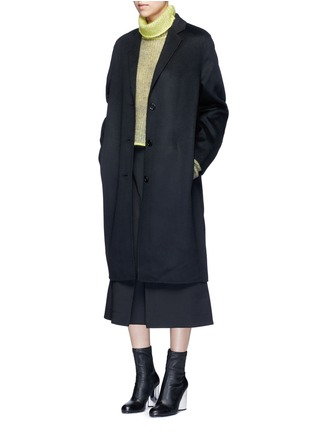 Figure View - Click To Enlarge - Acne Studios - 'Avalon' wool-cashmere coat