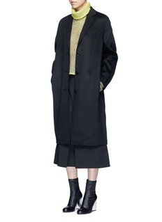 Acne Studios 'Avalon' wool-cashmere coat