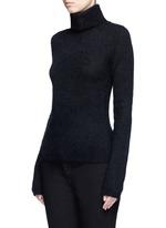 'Dwyn' mohair blend turtleneck sweater
