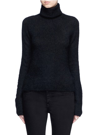 Main View - Click To Enlarge - Acne Studios - 'Dwyn' mohair blend turtleneck sweater